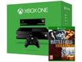 Goedkoopste Microsoft Xbox One 500GB + Battlefield Hardline Zwart