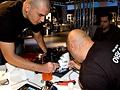 MSI Overklok Challenge 2008 - Test de opstelling