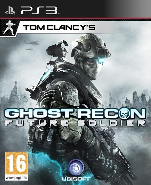 Packshot voor Tom Clancy's Ghost Recon: Future Soldier