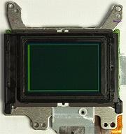 Canon EOS 5D Mark III sensorassembly