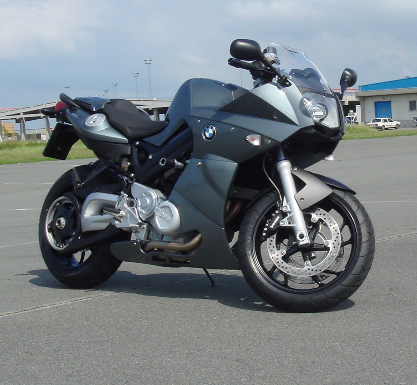 F800S AC Schnitzer Fairing And Ilmberger Hugger