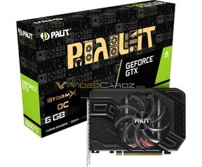 GeForce GTX 1660 Ti-videokaarten van EVGA en Palit