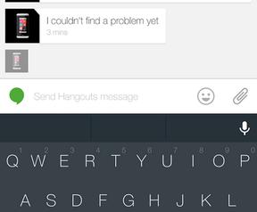 Android L-toetsenbord
