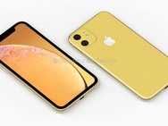 Render iPhone XR-opvolger