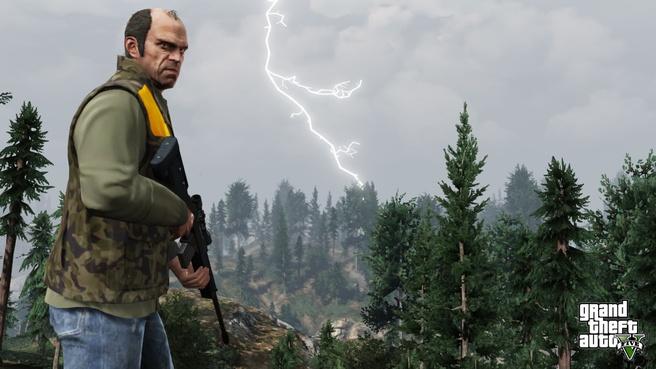 Grand Theft Auto V, Xbox One