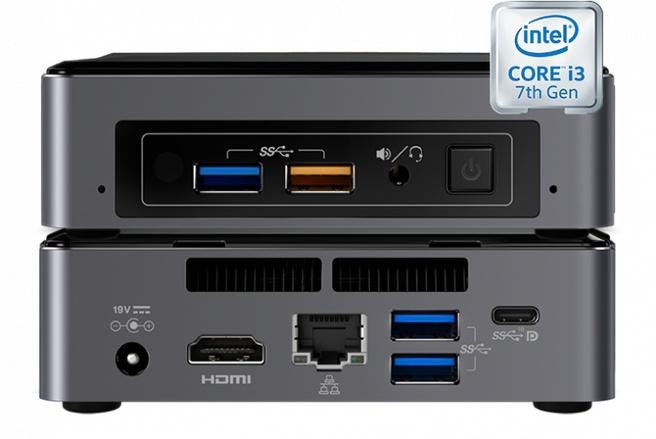 "Vision Media Player Intel Core"" i5-7260U 7i5BNK 7th Generation Intel"