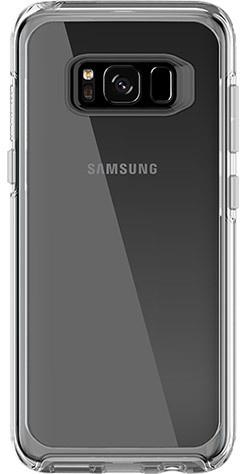 Otterbox Symmetry Case Samsung Galaxy S8 Transparant Transparant