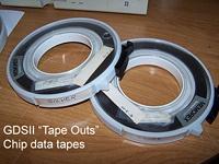 Reel to Reel tapes van Atari