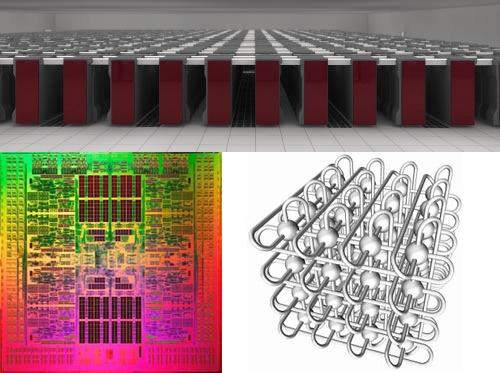 Fujitsu-Riken K-supercomputer