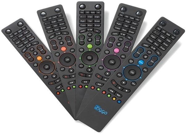 Ziggo-remote