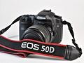 Canon Eos 50D recensie proud