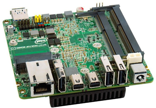 Intel NUC Kit (Core i5 3427U)