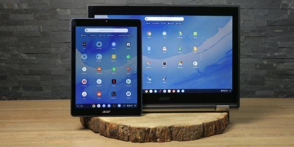 Chrome OS Acer