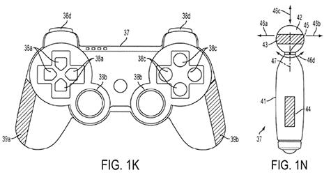 Patentaanvraag biometrische PlayStation 3-controllers