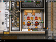 Prison Architect voor tablets