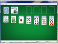 Windows 7 - Games - Solitaire