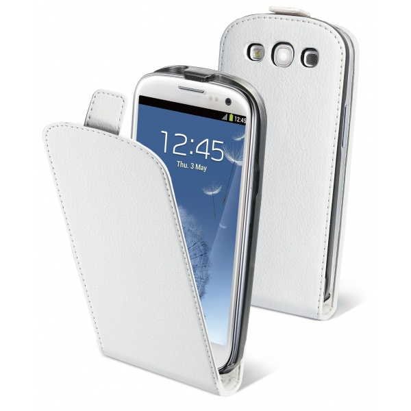 Muvit Samsung Galaxy S3 Slim Case (white)