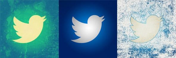 Twitter met Instagram-filters