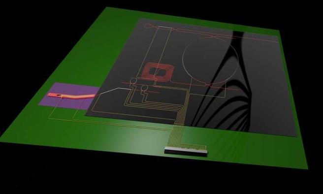 UT laser 290Hz