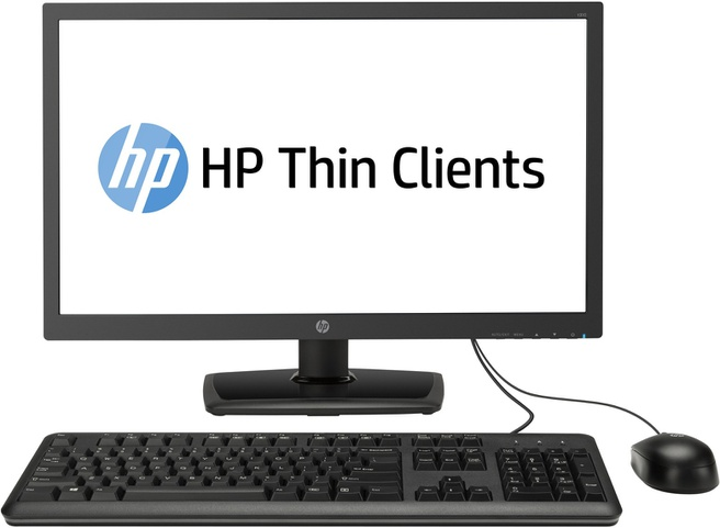 HP t310 All-in-One Zero