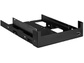 "Goedkoopste 5,25"" bay to 3,5"" bay & slimline optical EX-553X (All black)"