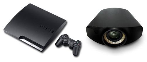Sony PS3 4K2K fotos