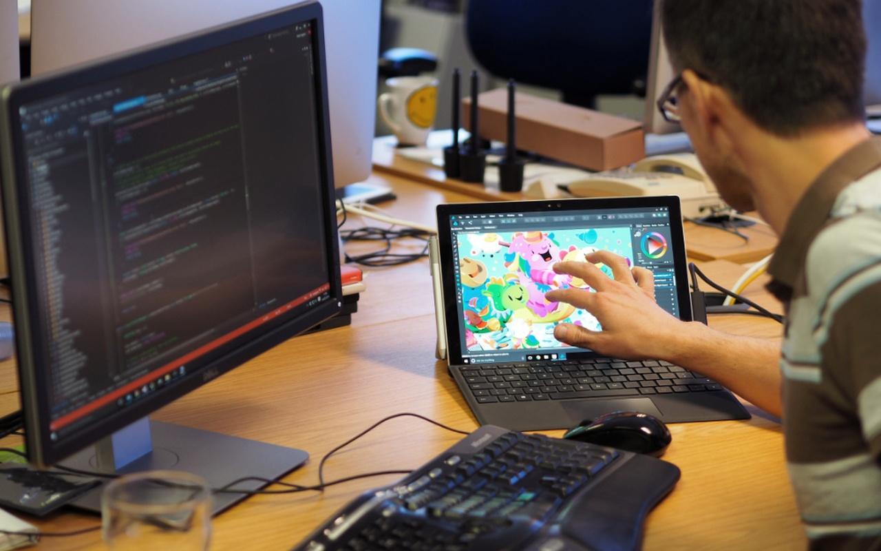 Affinity-software komt naar Windows