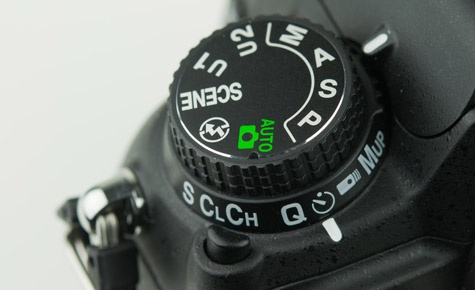Nikon D7000 transportring