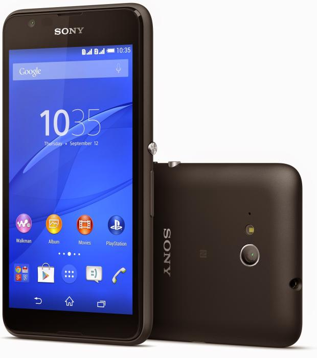 Sony Experia E4g