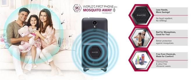 LG K7i Mosquito Away