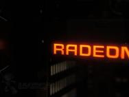 AMD Radeon Fury X gelekte foto's