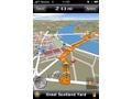 Navigon iPhone voetgangernavigatie