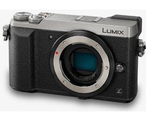 Panasonic Lumix DMC-GX80 Zilver