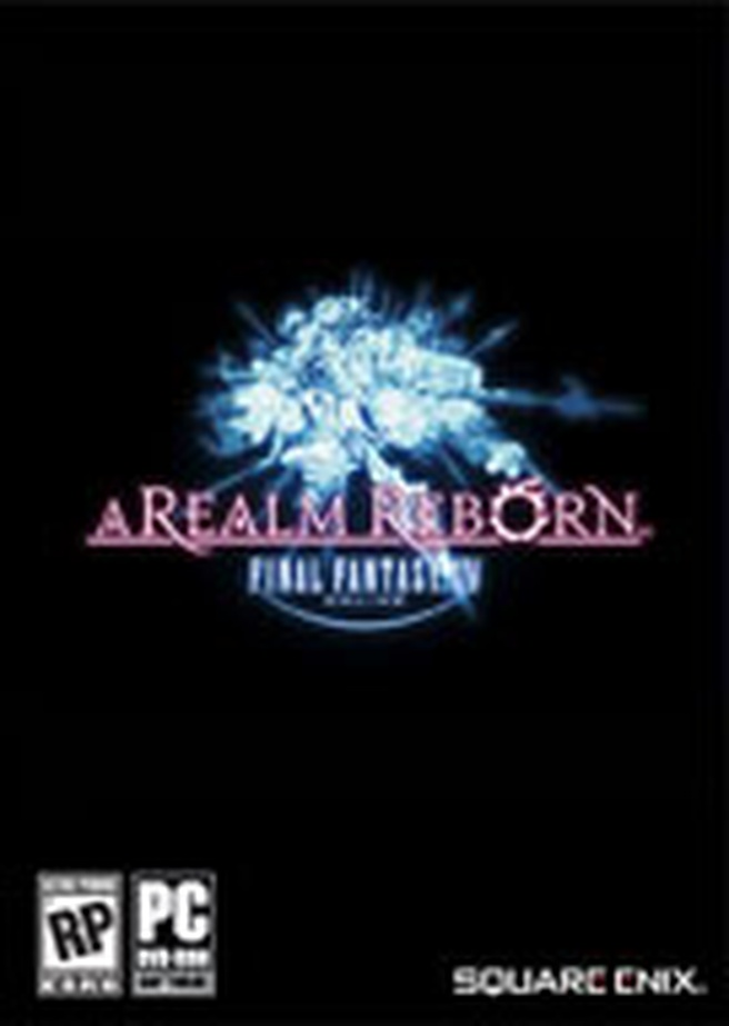 Box Final Fantasy XIV: A Realm Reborn