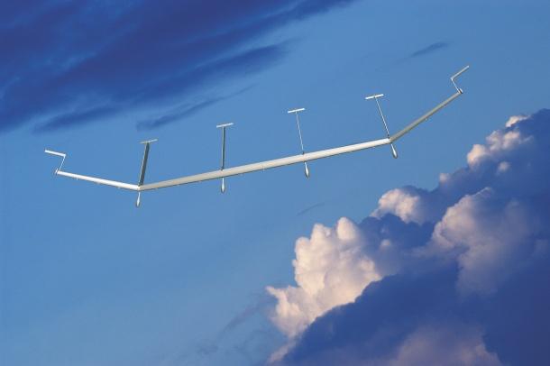 SolarEagle van Boeing