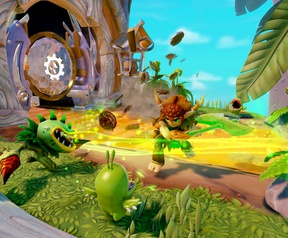 Review Skylanders: Trap Team