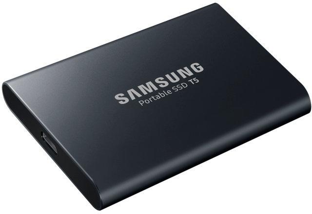 Samsung Portable SSD T5 1TB Zwart