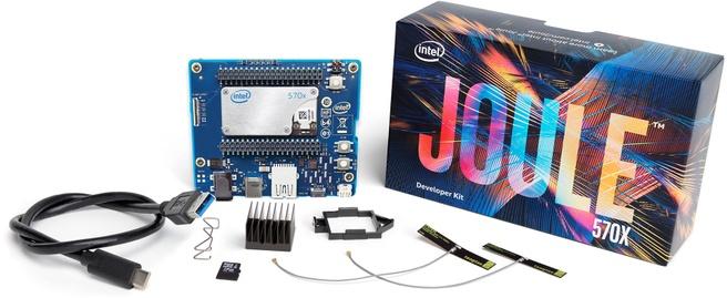 Intel Joule 570x Developer Kit