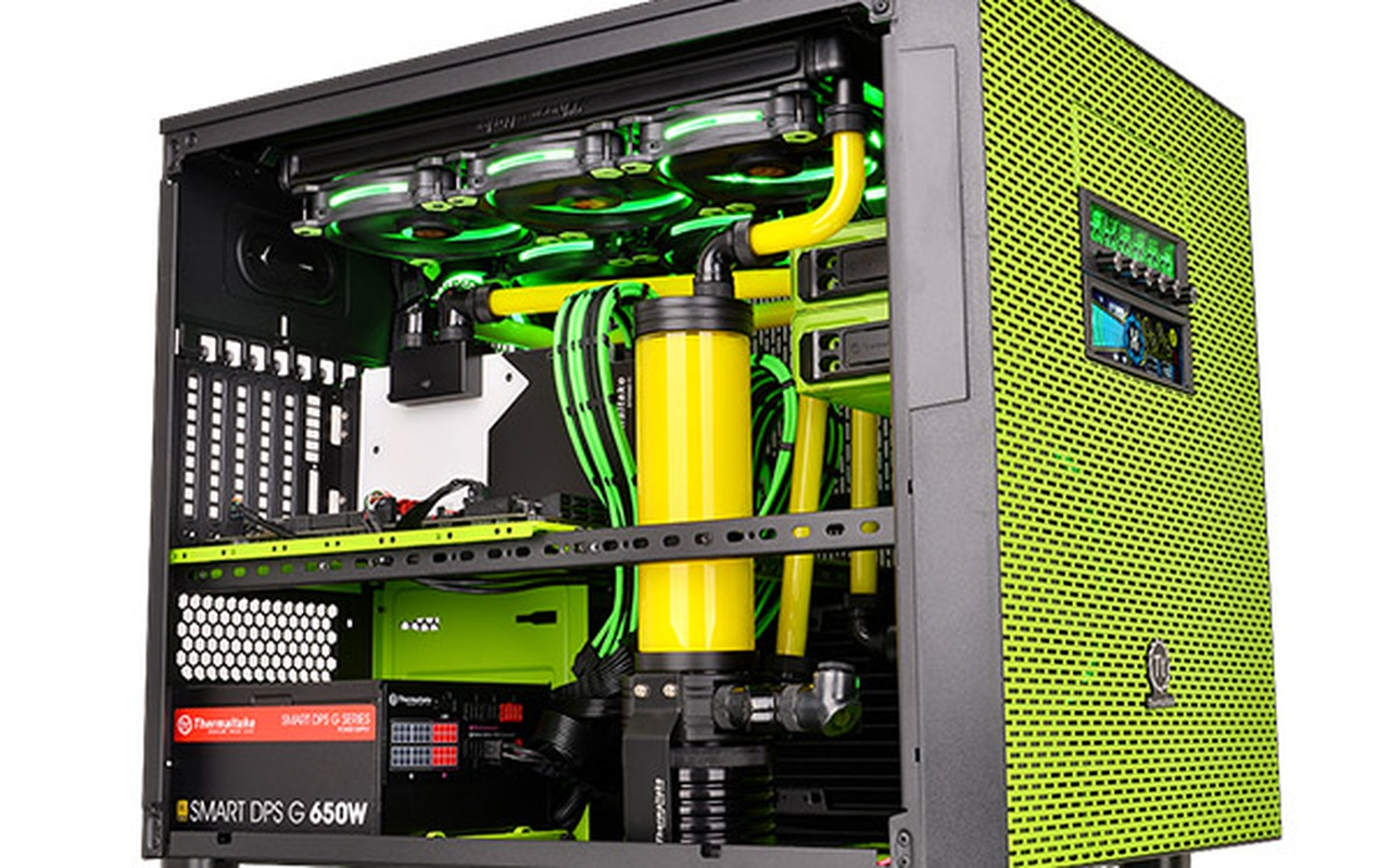 Thermaltake Core X5 en X5 Riing