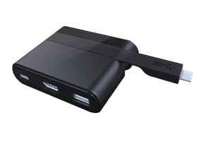 Club 3D SenseVision USB Type-C to HDMI 2.0/ USB Mini Dock