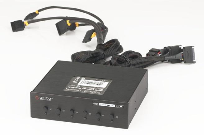 Orico HD-PW6102