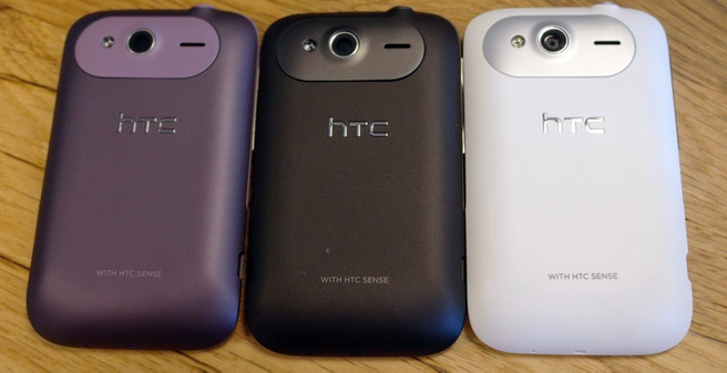 MWC: HTC Desire S, Incredible S en Wildfire S