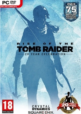 Rise Of The Tomb Raider: 20 Year Celebration Artbook Edition, PC