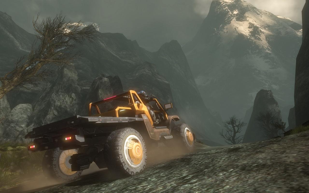 Halo: Reach screenshot