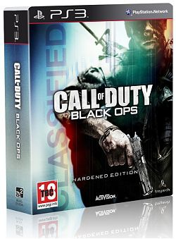 Call Of Duty: Black Ops - Hardened Edition, PlayStation 3