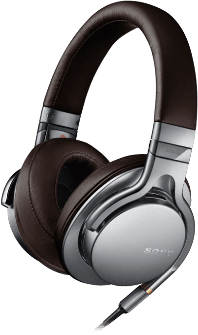 Sony MDR-1A (Zilver)