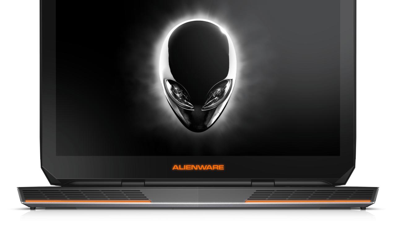 Alienware CES 2015 - 17 front