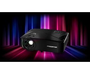 Acer Predator GD711- en GM712-projectors