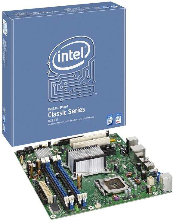 Intel dg33bu audio