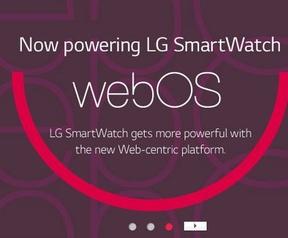 LG WebOS SmartWatch-site